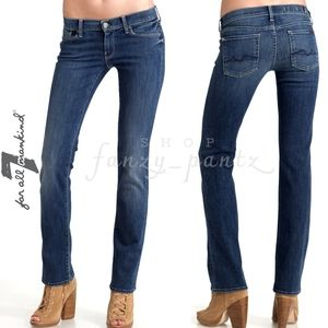 7FAM Lexie Kimmie Bootcut Jeans 7 for all Mankind